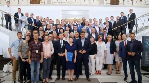 """Inauguracja Sieci Eksperckiej: """"Lepsza Polska"""""""
